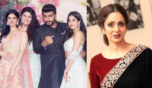 Boney Kapoor opens up about his four children's response to Sridevi's demise