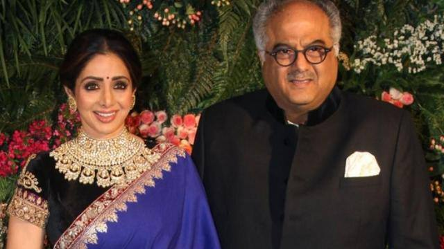 When Sridevi Said She 'Doesn't Want to Take Risk' By Falling In Love Before Meeting Boney Kapoor